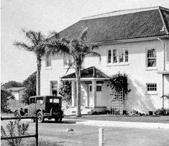 Bradenton Women's Club clubhouse