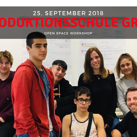 WORKSHOP - Produktionsschule Graz 25.09.2018