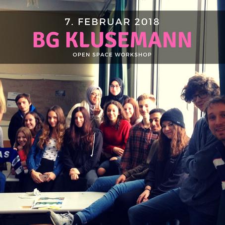 WORKSHOP - BG Klusemann