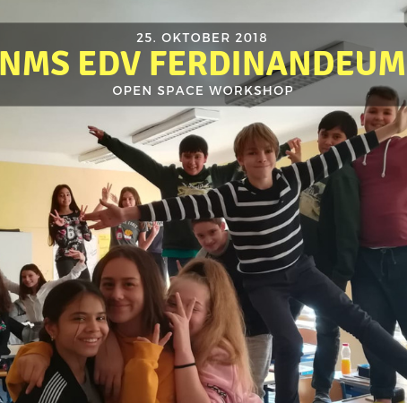 WORKSHOP - NMS EDV Ferdinandeum