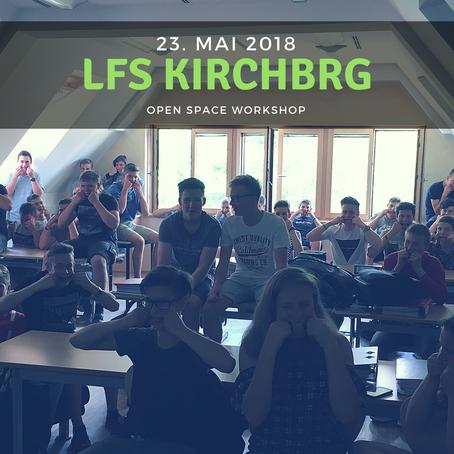 WORKSHOP - LFS Kirchberg am Walde