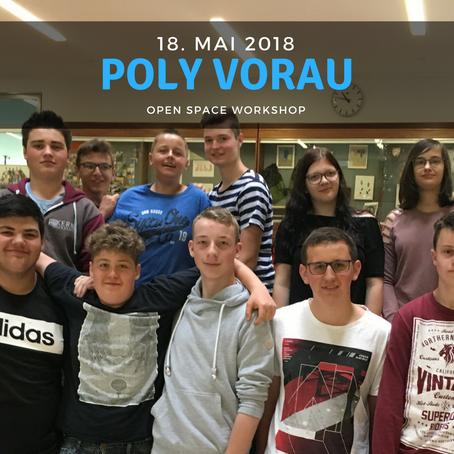 WORKSHOP - Poly Vorau