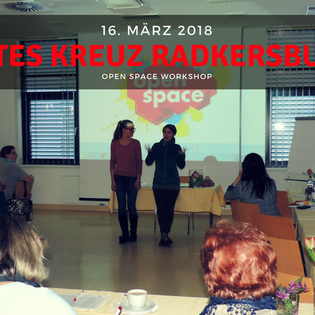 WORKSHOP - Rotes Kreuz
