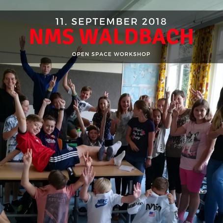 WORKSHOP - NMS Waldbach 11.09.2018