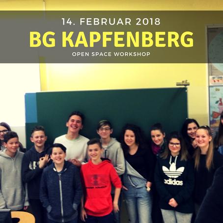 WORKSHOP - BRG Kapfenberg Tag 1