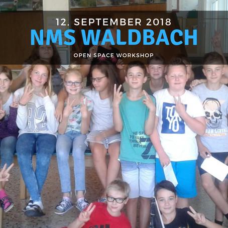 WORKSHOP - NMS Waldbach 12.09.2018