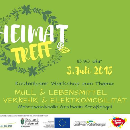 HEIMATTREFF - 03. Juli 2018