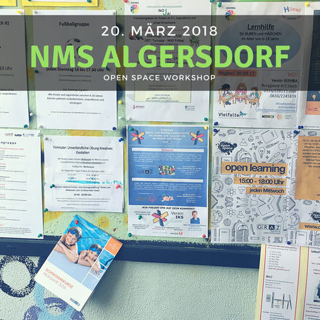 WORKSHOP - NMS Algersdorf