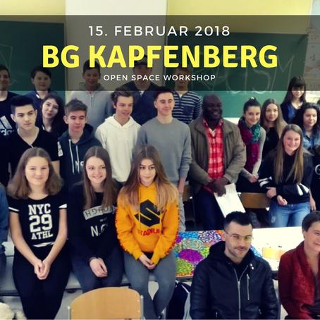 WORKSHOP - BRG Kapfenberg Tag 2