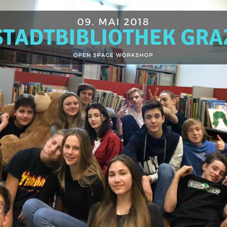 WORKSHOP - Stadtbibliothek Graz