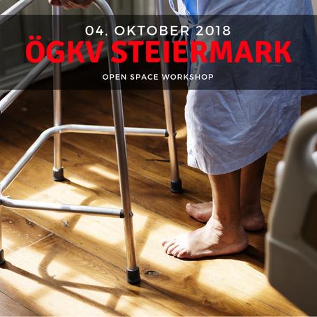 FORTBILDUNG - ÖGKV Steiermark 04.10.2018