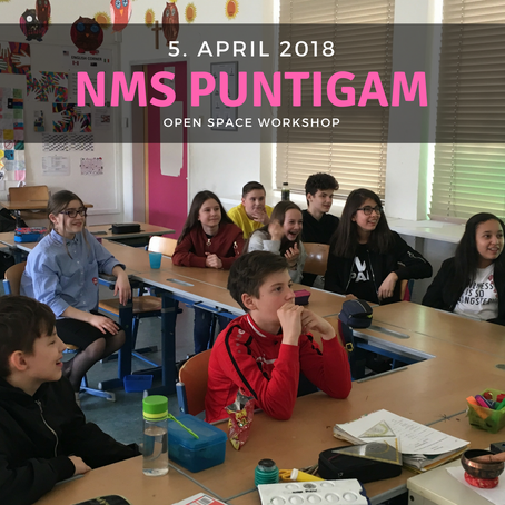 WORKSHOP - NMS Puntigam