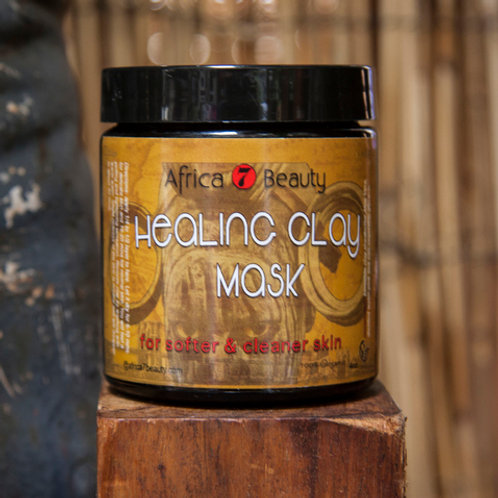 Healing Clay Mask, 4 oz.