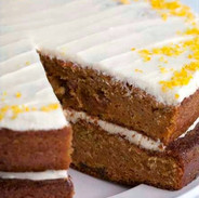 2013 - Carrot Cake with Orange Frosting