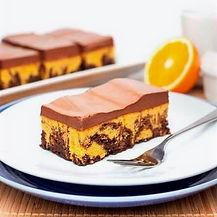 Truly Treats Chocolate Orange Slice