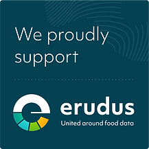 We're supporting Erudus as the food industry data pool solution to communicating food product information