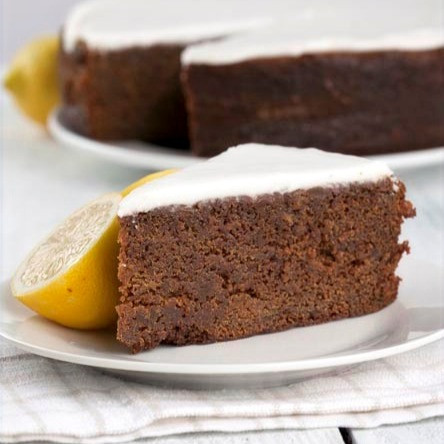 2014 - Sticky Ginger Cake