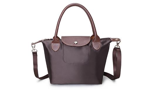 Brown folding bag - Small