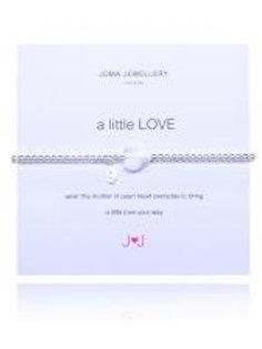A little Love bracelet - Mother of Pearl