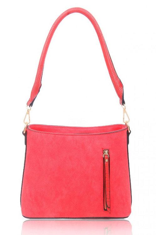 Tassel Bag - Coral