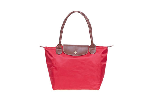 Red folding bag -Large