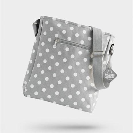 Burtie Messenger Bag - Earl Grey