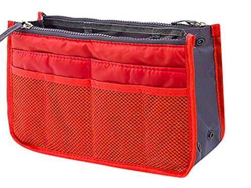 Red Bag Organiser
