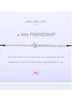 A little friendship bracelet - navy