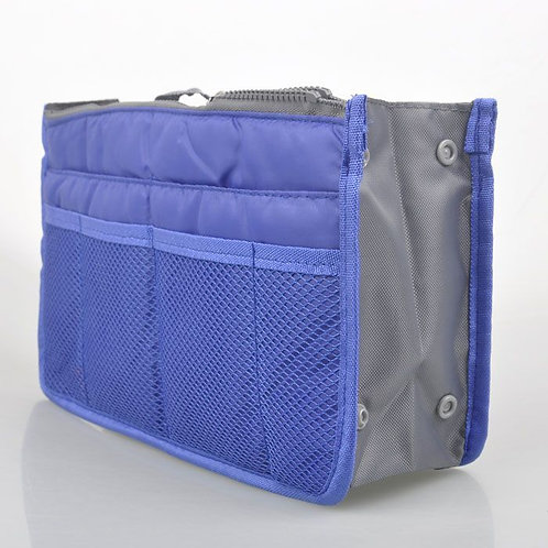 Blue Handbag Organiser