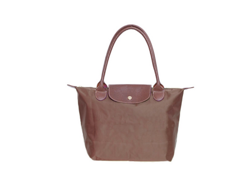 Khaki folding bag - Medium