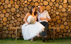 Mike & Laura, The Dreys Woodland Wedding