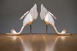 Brides shoes,