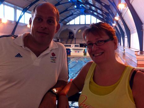 Swindon Disability Swim Links in full swing