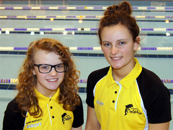 National qualification for Dolphin duo
