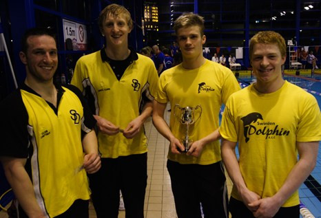 Dolphin on song at County Champs