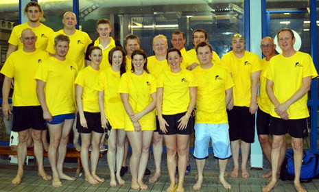 Dolphin flying high at Wilts Masters