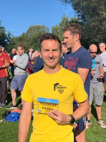 Open Water Season comes to a close for Swindon Dolphin at the TriFerris Big Swim
