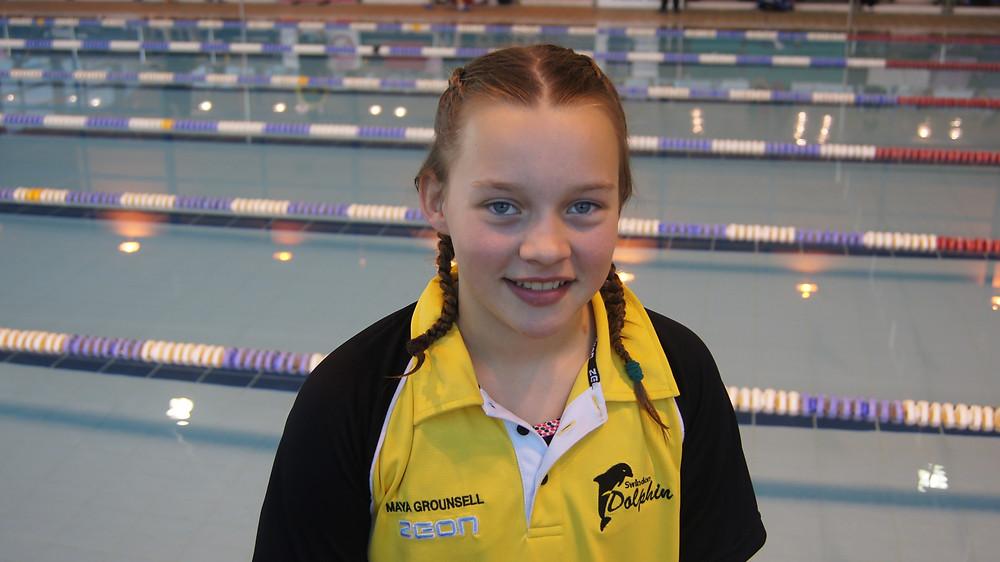 Maya Grounsell ~ Regional Qualifier