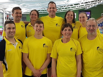 Medal Success at the British Masters National Champs