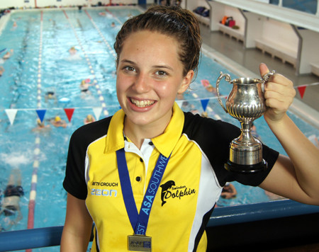 Crouch from under the radar secures national qualification