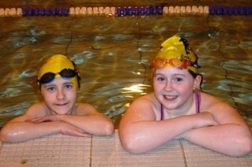 Thomas and Emily are Swim Channel's Outstanding Performers