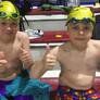 Round 1 - National Arena Junior Swim League