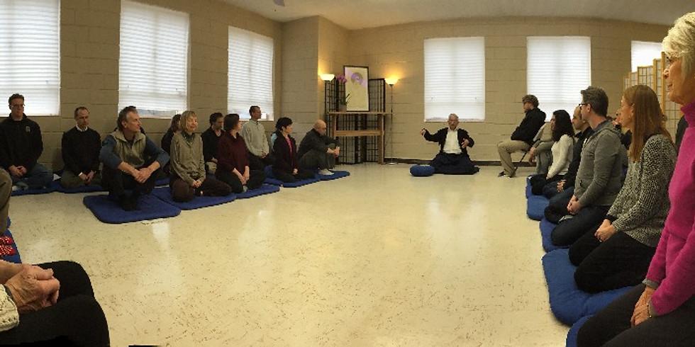 October Day of Zen