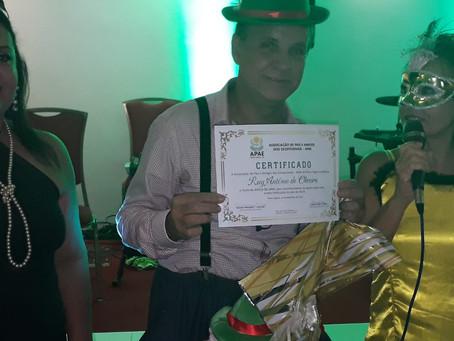 Obrigado Rui António Oliveira pelas doações