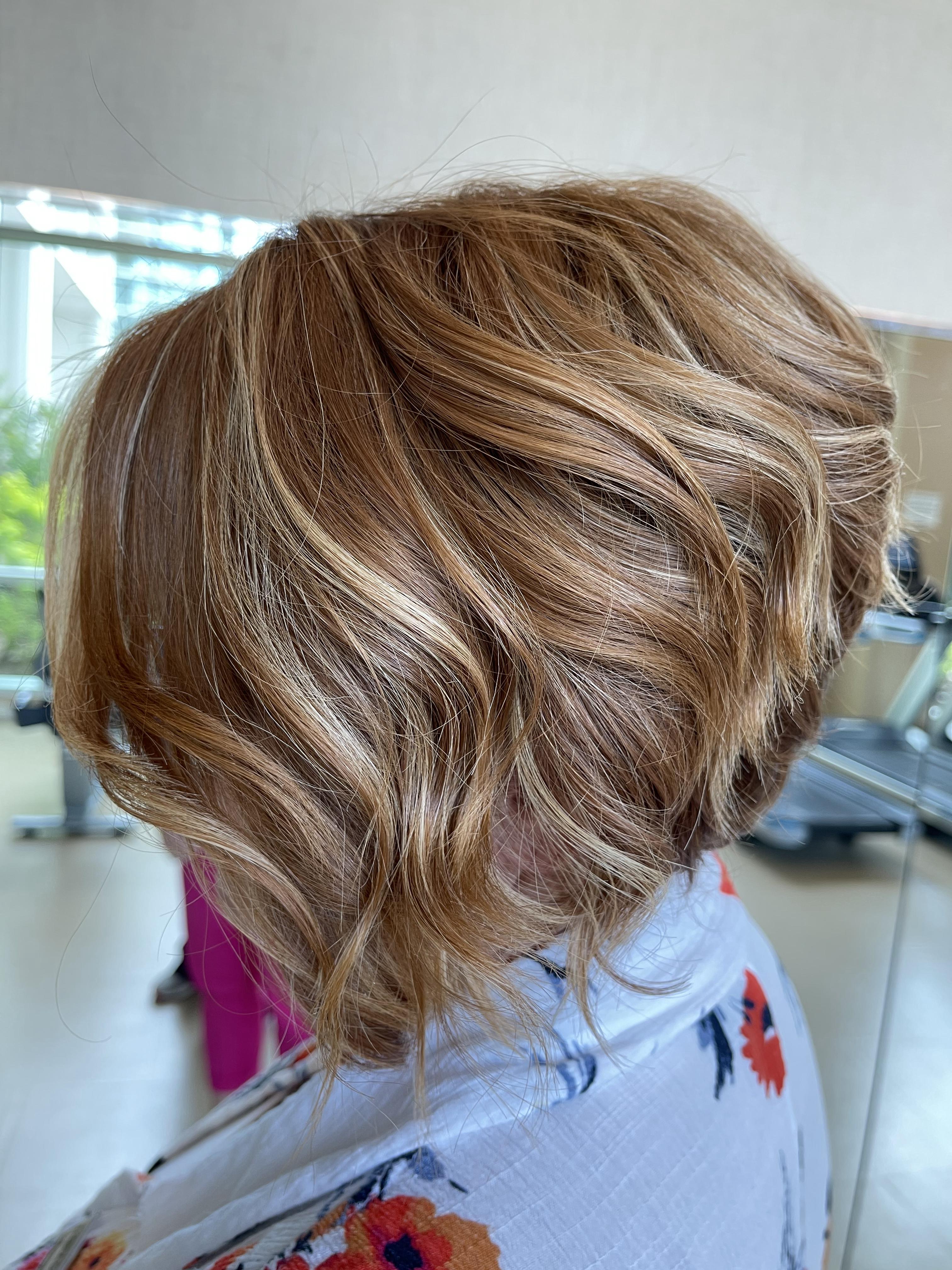 Hair Cut and Blowdry
