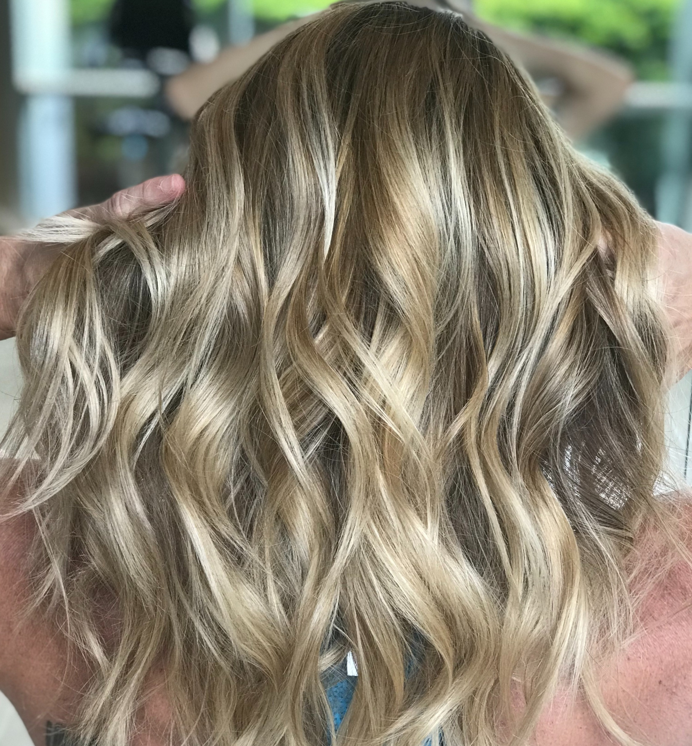 Hair Color Consultation