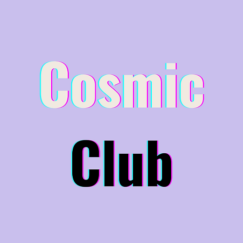 Cosmic Club Membership ⎮ HERFST
