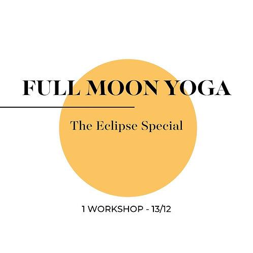 New Moon Eclipse ⎮13 december 2020