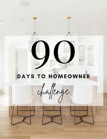 Copy of _ 90 Day to Home Owner Challenge