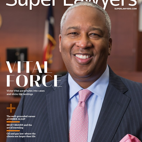 BJC Texas Super Lawyers 2020